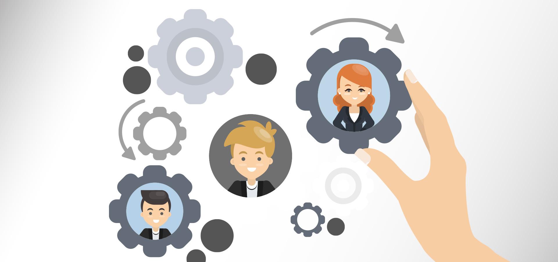 Managing you Design Team